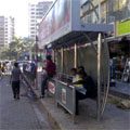 Outdoor Metal Furniture - Bus Shelters