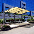 Outdoor Street Furniture - Shelters Bus Stand