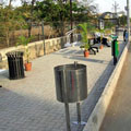 Outdoor Street Furniture - Dustbins