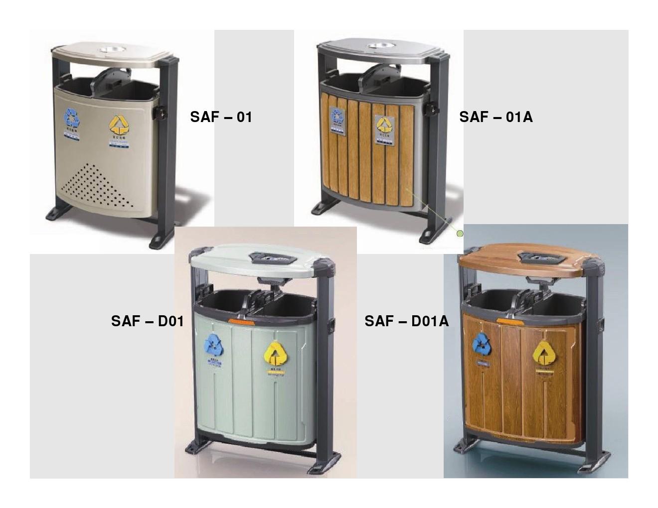 Dustbin - SAF