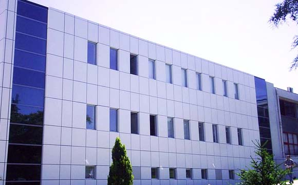 Aluminium Cladding Sheets