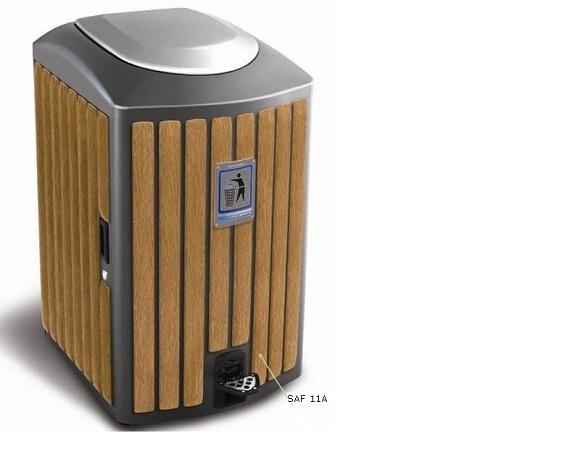 SAF 11A Dust Bin