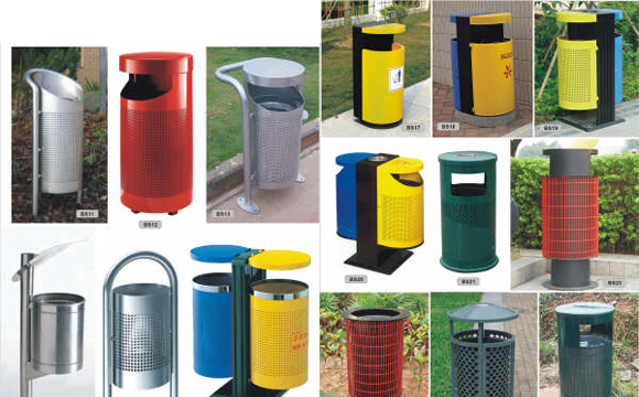 Dustbins, Waste Bins, Trash Bins