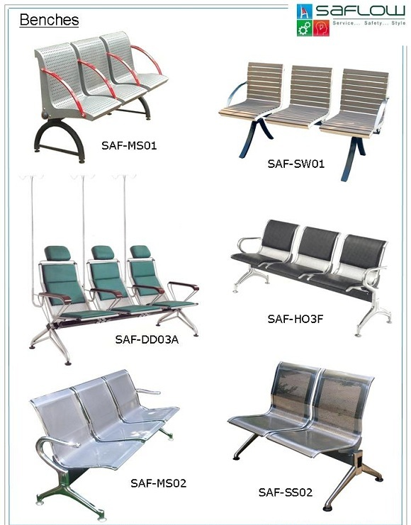 Saflow - Waiting Chairs